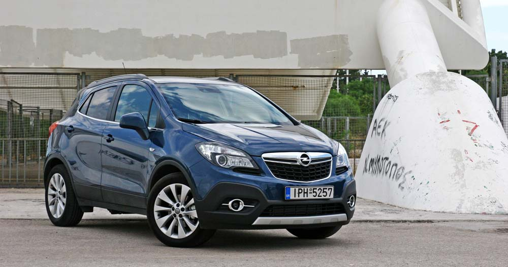 Photo of Opel Mokka 1.6 CDTI 4×2 Auto [test drive]
