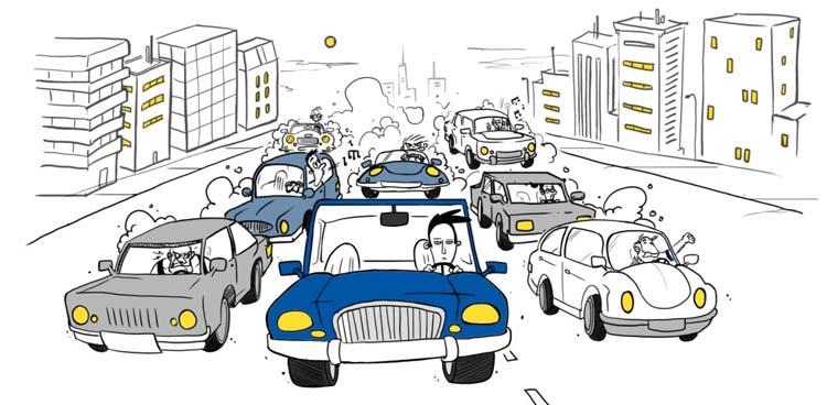 Photo of Πανευρωπαϊκή έρευνα: Σε ποια κατηγορία είναι «πρωταθλητές» οι Έλληνες οδηγοί;