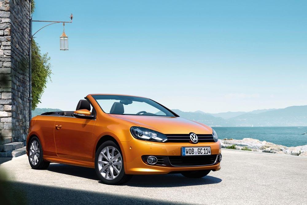 Photo of Ανανέωση για το VW Golf Cabriolet
