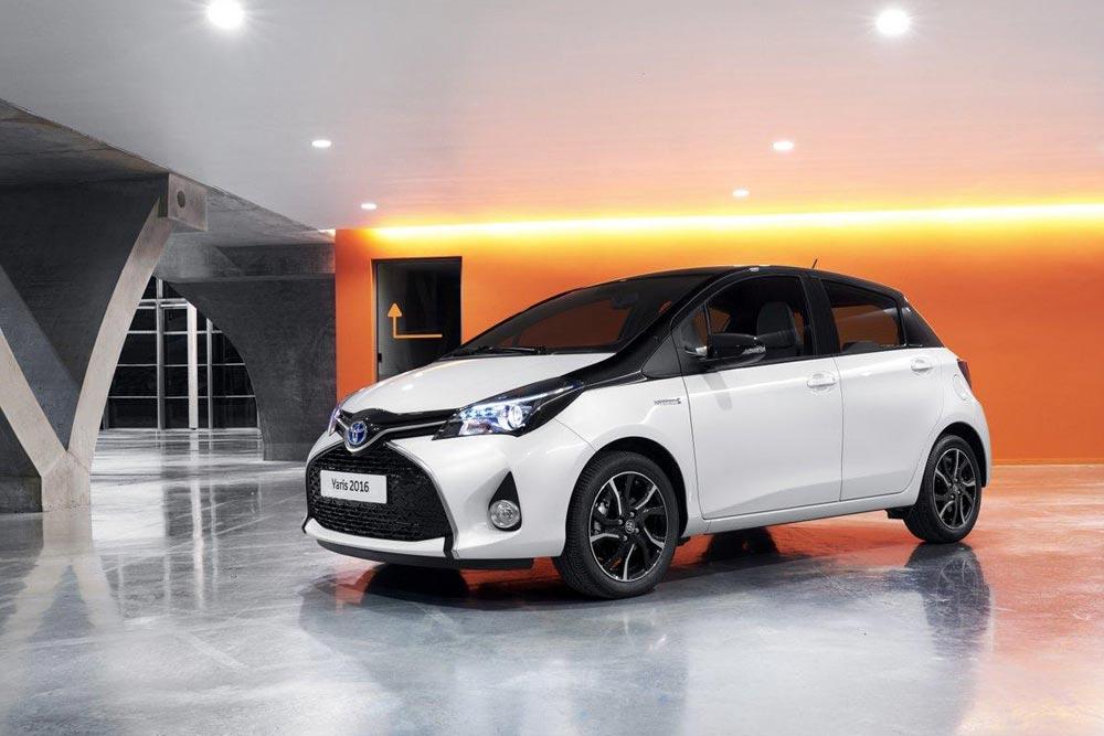 Photo of Toyota Yaris 2016, με περισσότερο στιλ