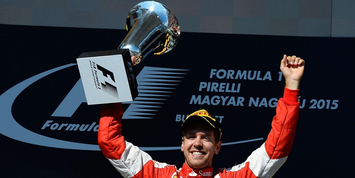 Photo of Δεν του άρεσε το τρόπαιο του Vettel
