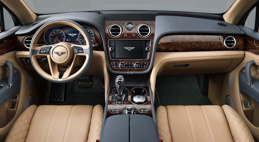 Photo of Τι είναι το ακριβότερο στην Bentley Bentayga; [vid]