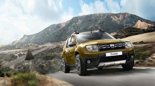 Dacia introduces automated manual gearbox and Duster Edition 2016 (7)