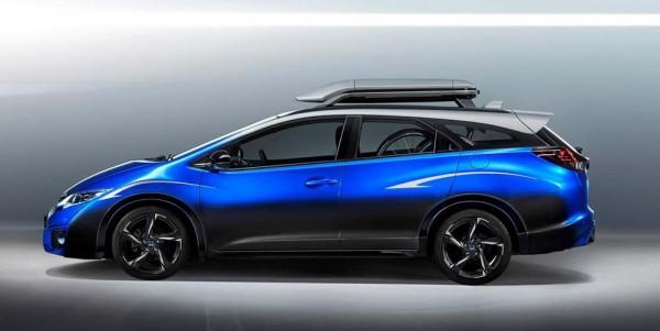 Honda Civic Tourer Active Life concept 1200