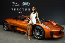 Jaguar Land Rover vehicles from Spectre (19)