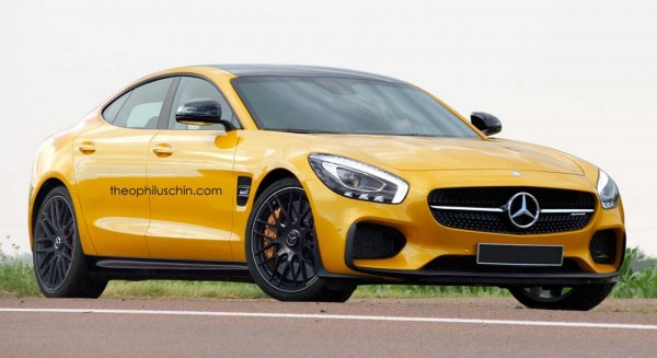 Mercedes-AMG-GT-four-door-renderings-1