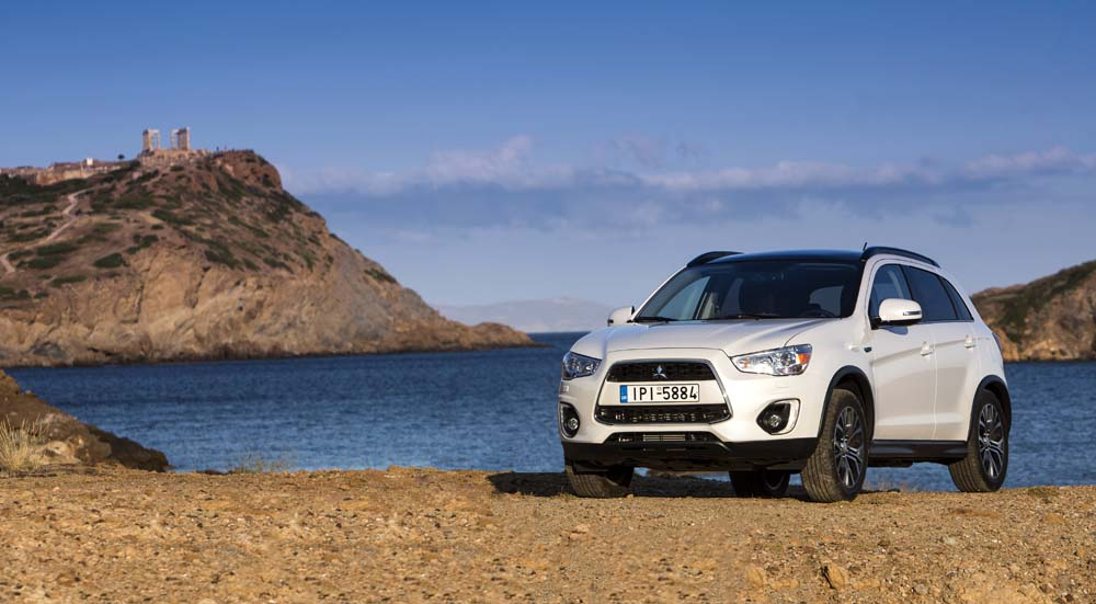 Photo of Mitsubishi ASX 1.6 Di-D 4WD [test drive]