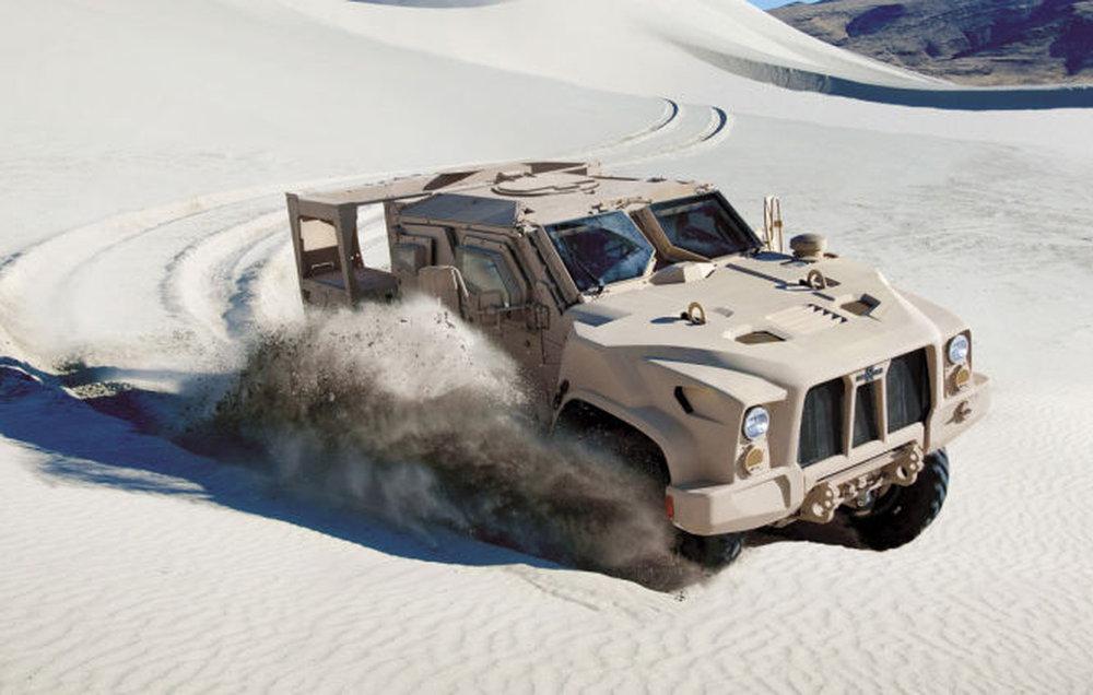 Photo of Oshkosh L-ATV, αυτό είναι το αντί-Hummer!