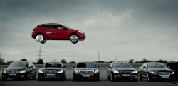 Opel Makes New Astra Ad Where It Literally Upsets The Luxury Class