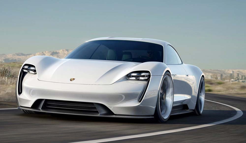 Photo of Porsche Mission E, ένα ηλεκτρικό σπορ του αύριο [vid]
