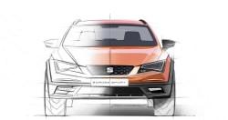 SEAT Leon Cross Sport teaser 1