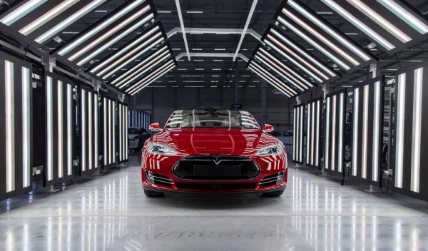 Tesla Opens Its First European Assembly Plant In The Netherlands (8)