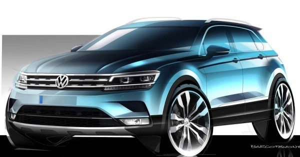 VW-Tiguan-sketches-official-2016 (2)