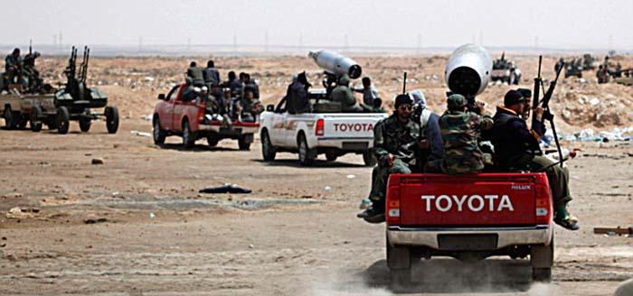 Photo of Οι Τζιχαντιστές ορκίζονται στον Αλλάχ και… στην Toyota!