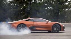 Jaguar C-X75 concept and Felipe Massa (8)