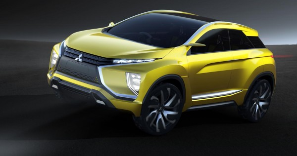Mitsubishi eX concept (7)