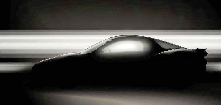 Photo of Αυτοκίνητο με τα σήματα της Yamaha;