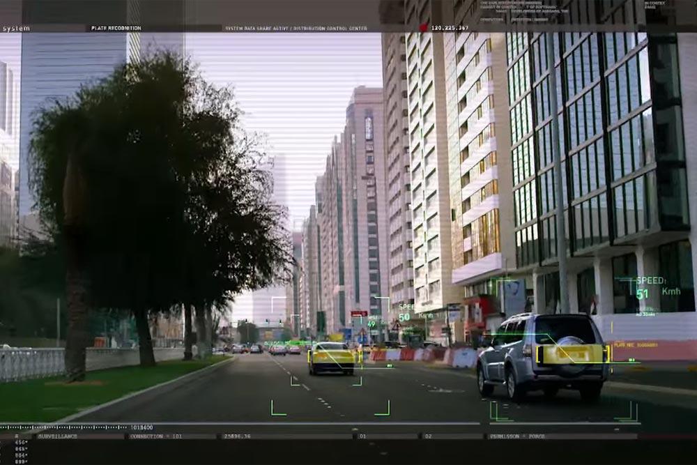 Photo of Η αστυνομία του Abu Dhabi [vid]