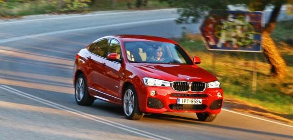 BMW X4 20d caroto test drive 2015 (17)