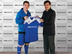 Lionel Messi global ambassador for Tata1