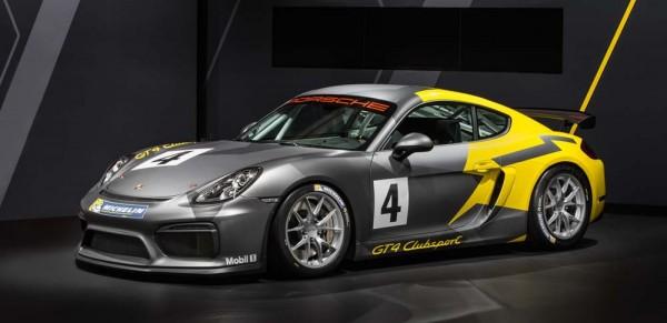 Porsche Cayman GT4 Clubsport (1)