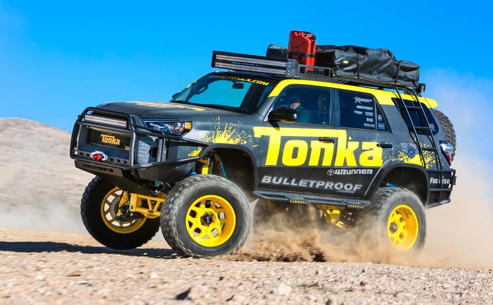 Photo of Πως κατασκευάστηκε το Toyota Tonka 4Runner; [vid]