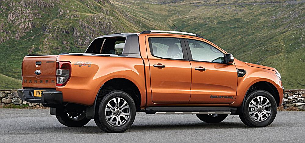Photo of Διαθέσιμο το νέο Ford Ranger από 21.850€