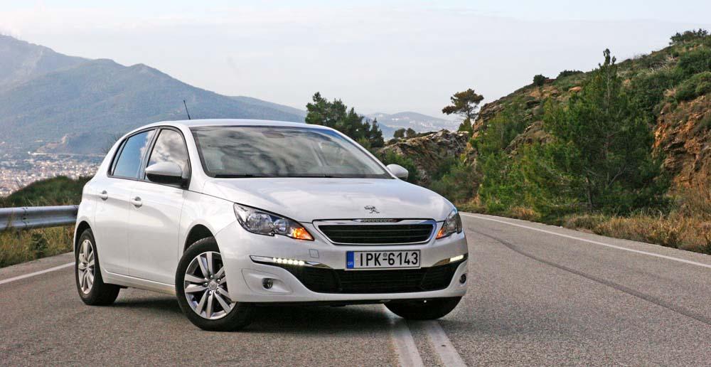 Photo of Peugeot 308 1.2 PureTech 130 PS [test drive]