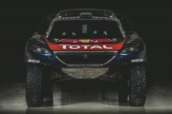 Team Peugeot-Total Road to Dakar 2016 (3)