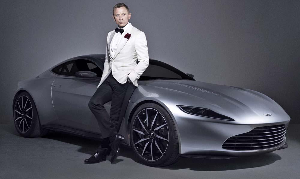 Photo of Στο σφυρί η Aston Martin DB10 του James Bond