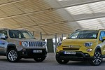 Fiat 500X vs Jeep Renegade [test drive]