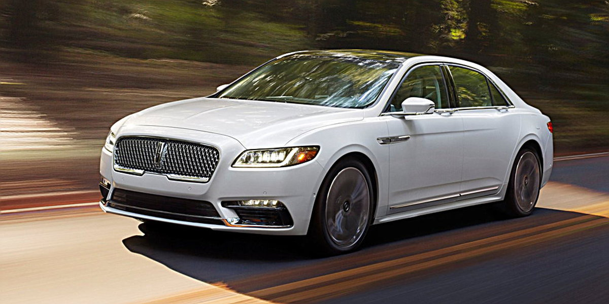 Photo of H επιστροφή της Lincoln Continental