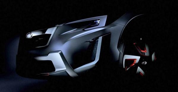 Πρώτη γεύση από Subaru XV Concept
