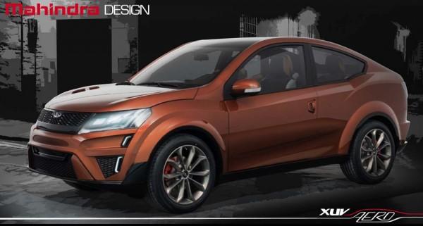 Mahindra XUV Aero concept (1)