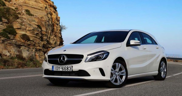 Mercedes-Benz A180 CDI facelift caroto test drive 2016 (17)