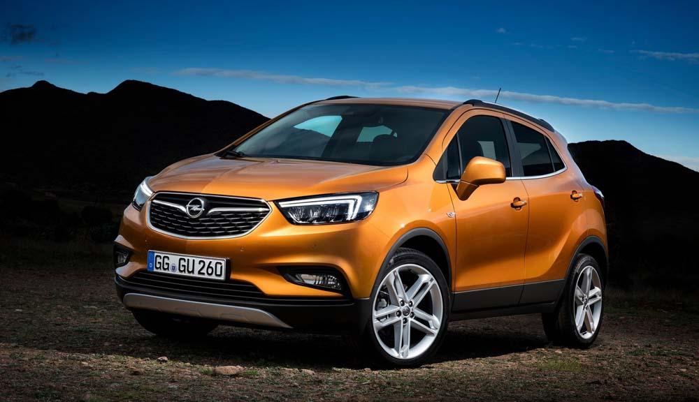 Photo of Ανανέωση για το Opel Mokka X
