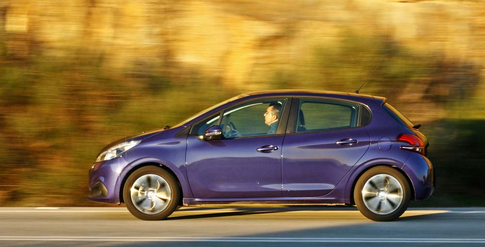 Photo of Peugeot 208 1.6 BlueHDi 75 [test drive]
