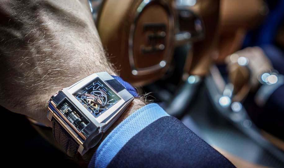 Photo of Η Parmigiani Fleurier παρουσιάζει το Bugatti Chiron PF 390