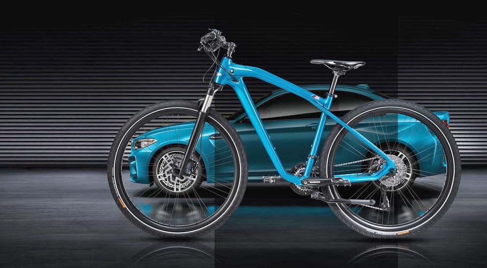 Photo of BMW Cruise M Bike Limited Edition για βόλτες επιδόσεων!