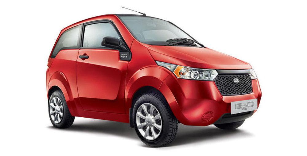 Photo of H ινδική Mahindra κατασκευάζει φτηνό ηλεκτροκίνητο