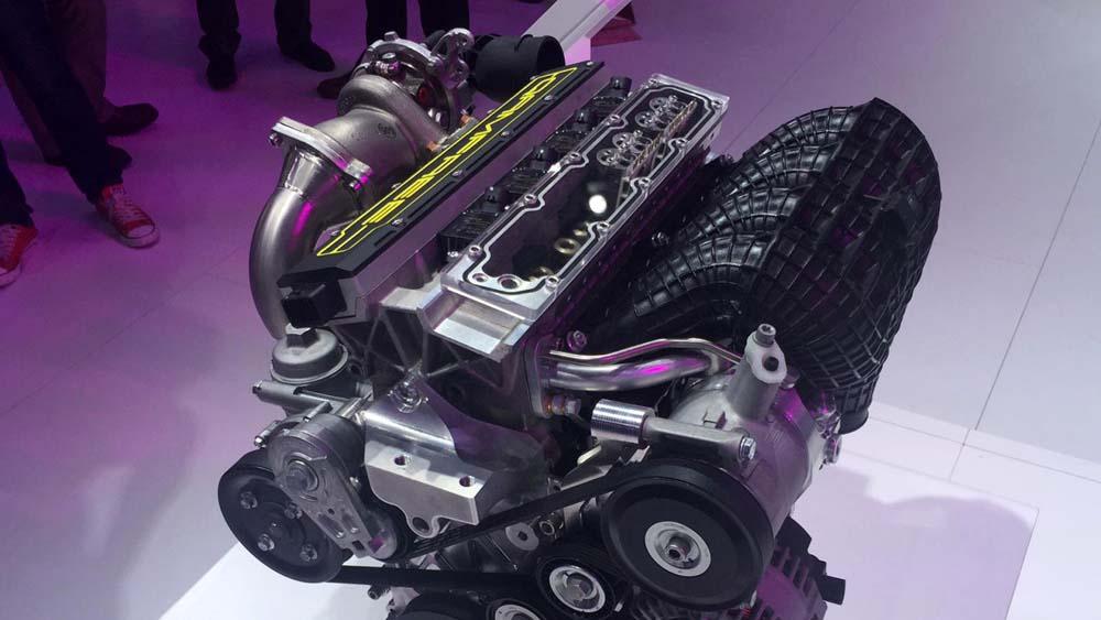 Photo of H Qoros παρουσίασε κινητήρα δίχως εκκεντροφόρους