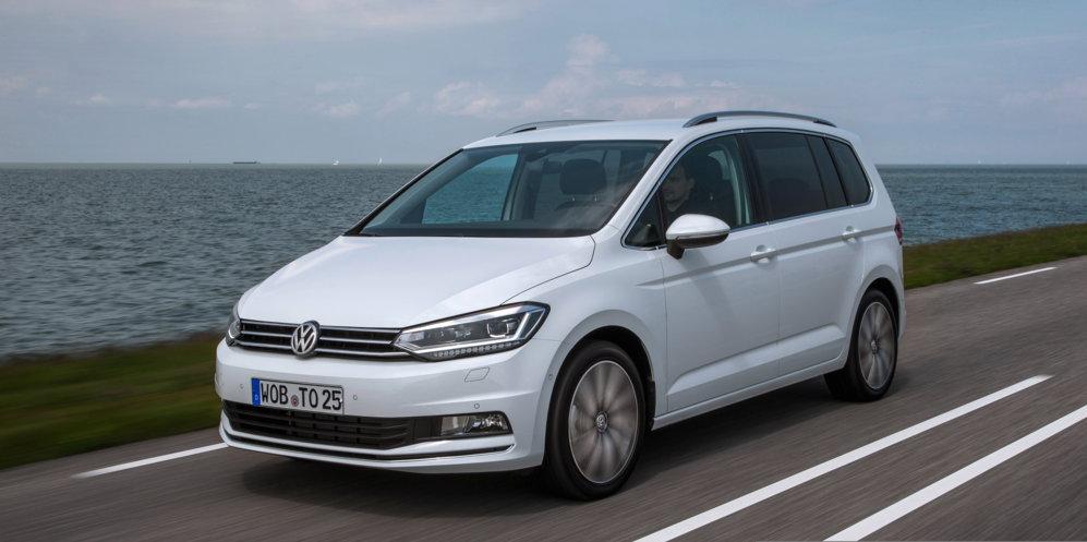 Photo of Νέες εκδόσεις κινητήρων για το VW Touran