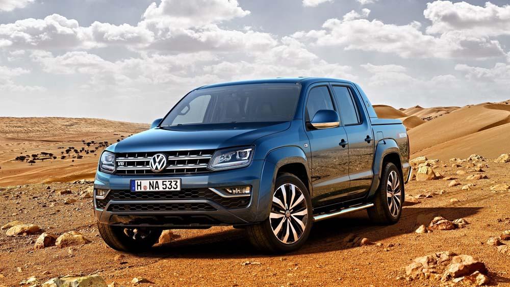Photo of Το νέο VW Amarok θα κατασκευαστεί μαζί με την Ford