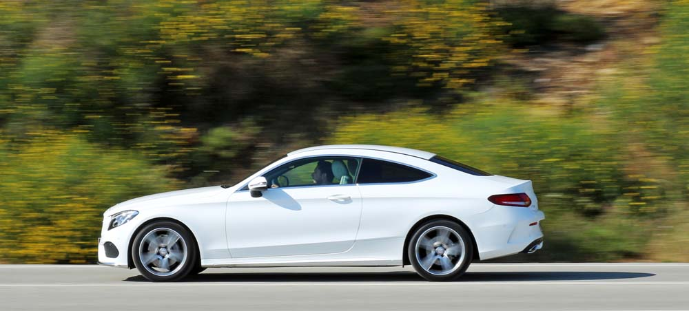 Photo of Mercedes-Benz C 180 Coupe [test drive]