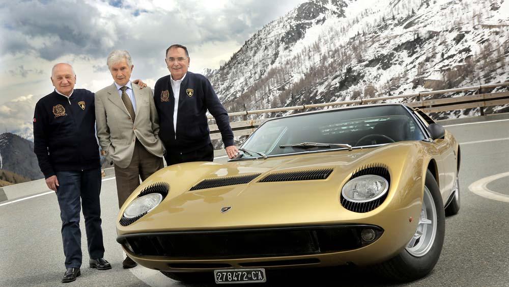 Photo of 50 χρόνια Lamborghini Miura