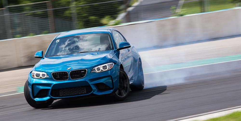 Photo of BMW M2 [first drive]