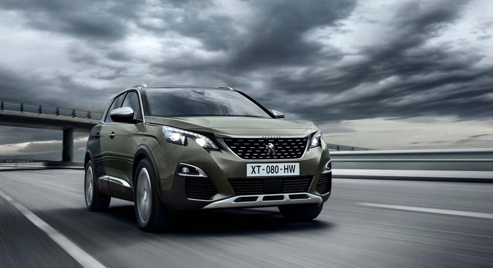 Photo of To νέο Peugeot 3008 είναι το «Car of the Year 2017»