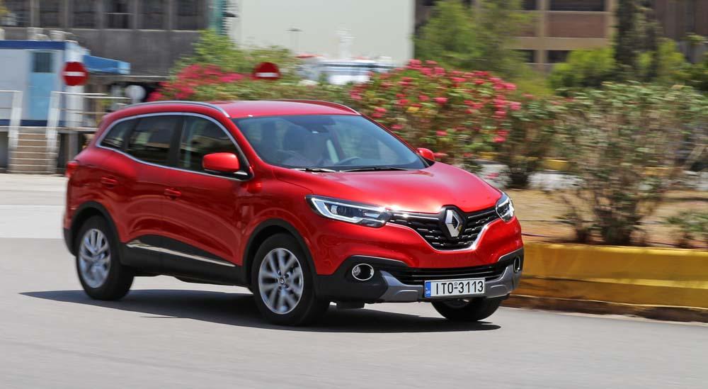 Photo of Renault Kadjar 1.5 dCi [test drive]