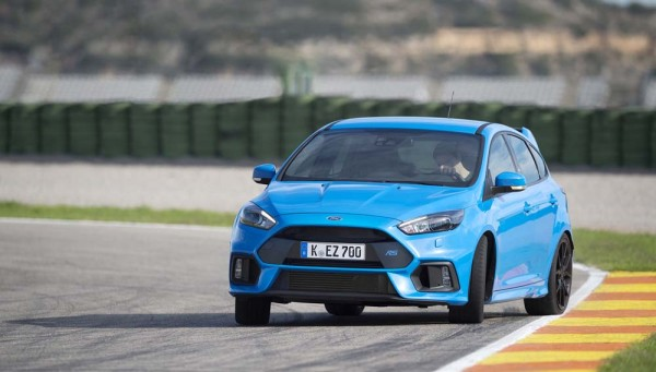 ford focus rs500 possible road