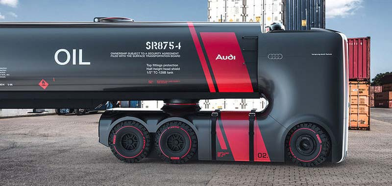 Photo of Πως θα ήταν φορτηγά με τα σήματα της Audi;